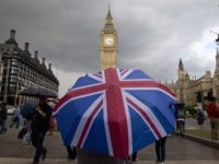 Big Ben Brexit (Justin Tallis / AFP / Getty)