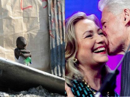 Bill-Clinton-Hillary-Clinton-Haiti-Getty-AP