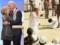 Bill-Clinton-Hillary-Clinton-Saudi-Flogging-Getty