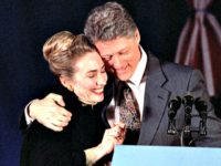 Bill and Hillary 1990s AP
