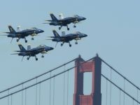 Blue Angels San Francisco (Justin Sullivan / Getty)