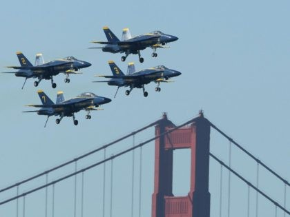 Blue Angels San Francisco (Justin Sullivan / Getty)