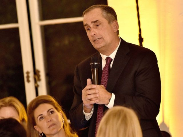 Brian Krzanich (Mike Windle / Getty)