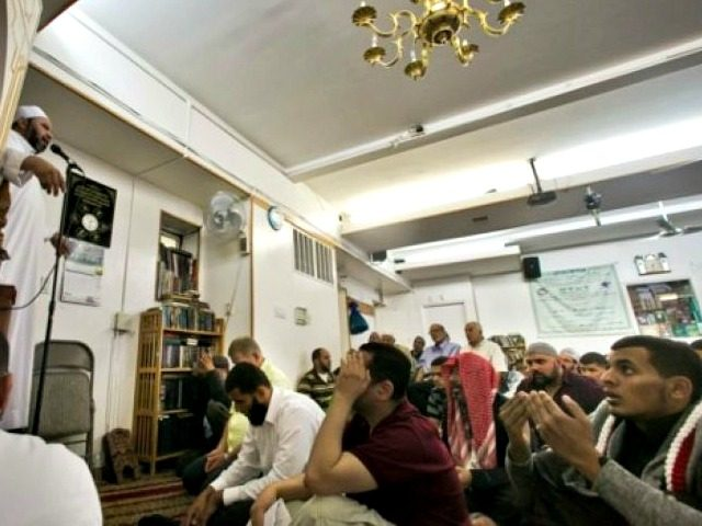 Brooklyn Mosque AP