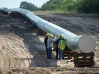 Texas Pipeline Construction