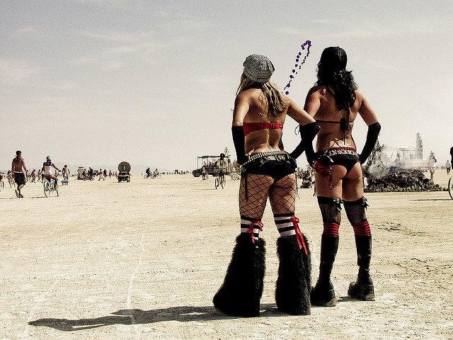 Burning Man (Mindaugas Danys / Flickr / CC)