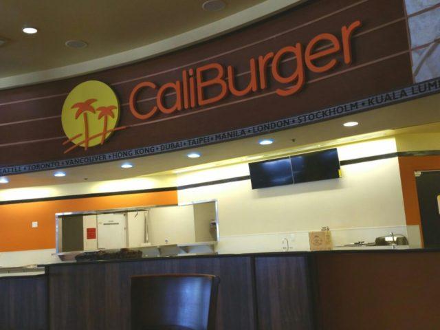 Caliburger Pasadena (Courtesy Caliburger)