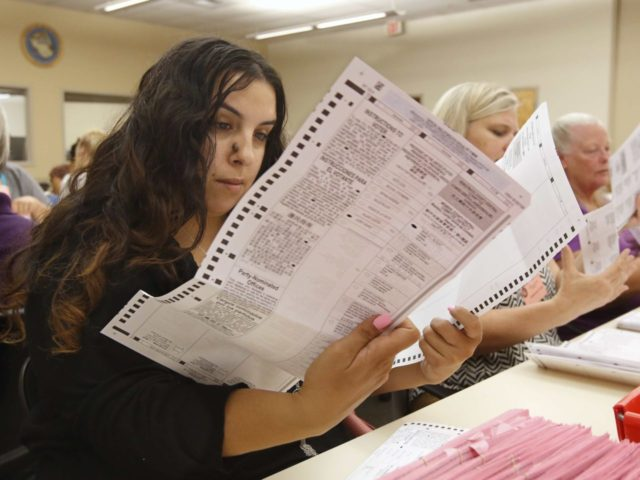 California primary (Rich Pedroncelli / Associated Press)