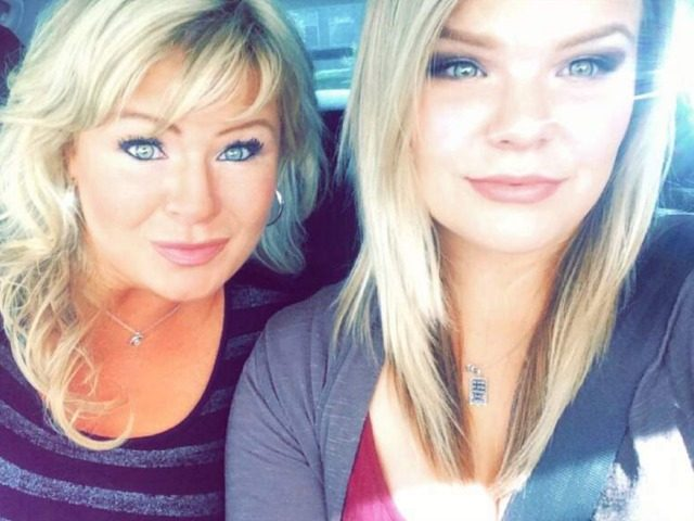 Christy Sheats with Daughter