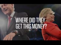Clinton Cash PAC Ad