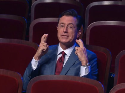 Biden Campaign Fundraiser Stephen Colbert to Host Live Election Night Special on Showtime