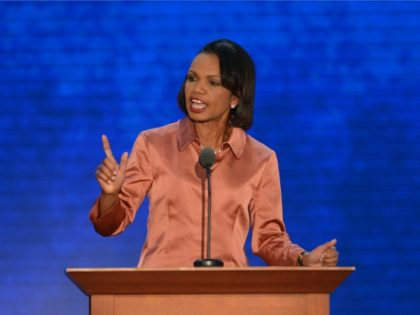 Condoleezza Rice: 'I Don't Understand Why Civilians Need to Have Access to Military Weapons'