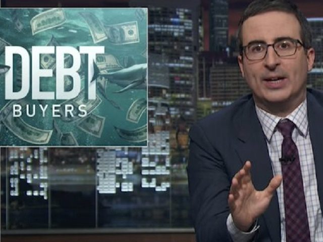 Debt Buying John Oliver