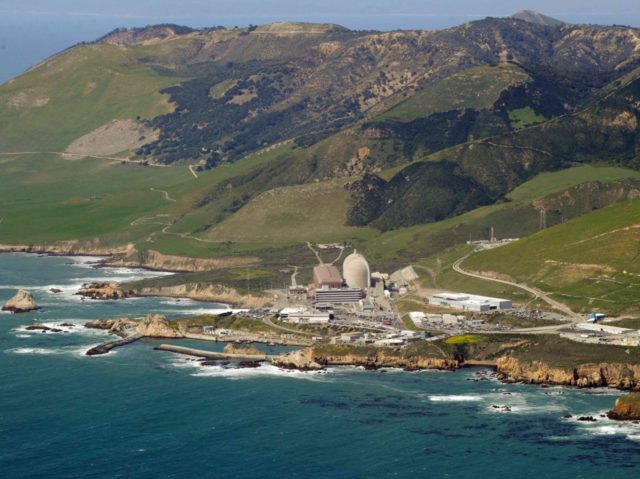 Diablo Canyon (Mark Ralston / AFP / Getty)