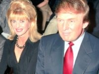 Donald and Ivana  Mitchell Gerber Getty