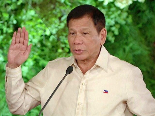 Radio Television Malacanang via AP Video