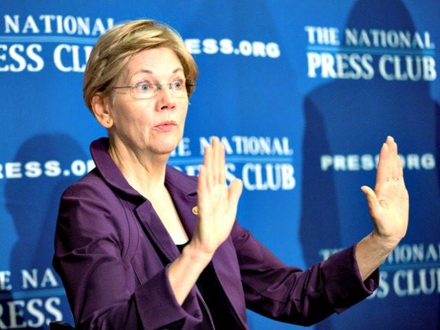 Elizabeth Warren Pablo Martinez MonsivaisAP