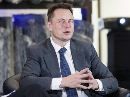 Elon Musk (Haiko Jumne / AFP / Getty)