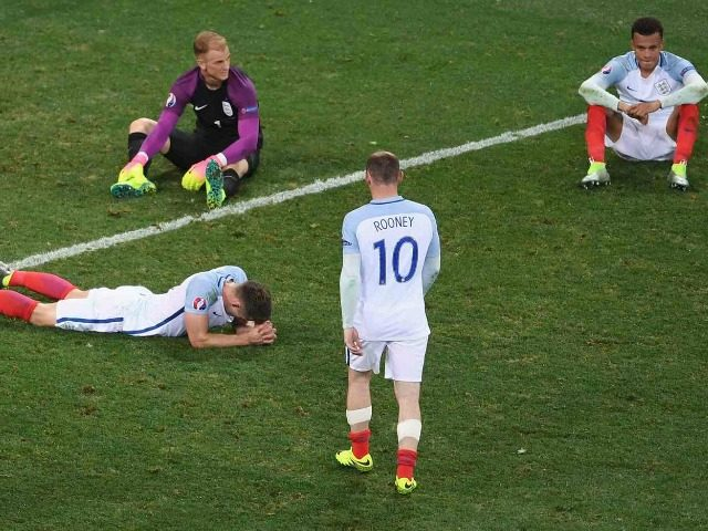 England Soccer Team