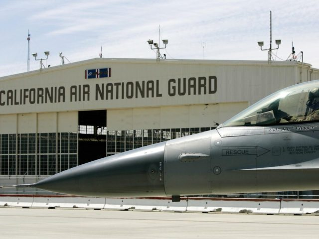 Fresno Air National Guard (Ben Margot / Associated Press)