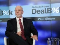 Dog Bites Man: Hedge-fund Billionaire Paul Singer Slams Populist Donald Trump