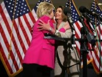 Nancy Pelosi Tells Hillary Clinton: 'No, We Can't Move on' from Capitol Riot, Members Were 'Traumatized'