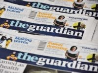 BRITAIN-MEDIA-GUARDIAN-NEWSPAPER