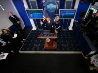 President Barack Obama delivers remarks on the U.S economy from the briefing room of the White House May 6, 2016 in Washington, DC. The U.S. economy added 160,000 new jobs in April and unemployment remained at 5%. (Photo by