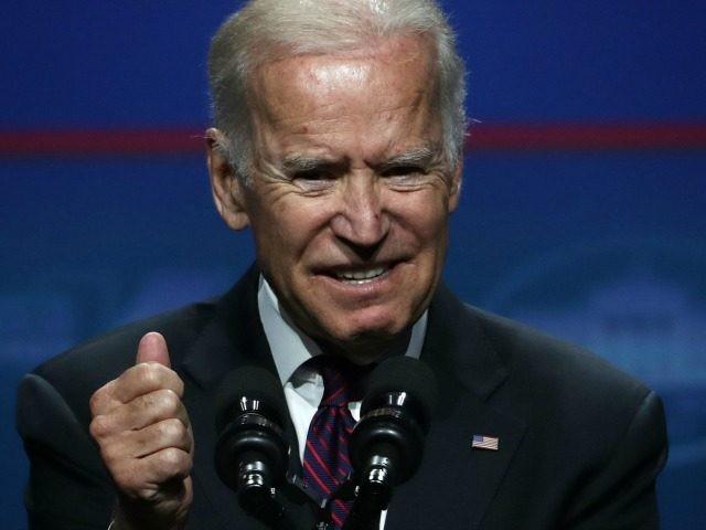 Vice President Joseph Biden on June 14, 2016 in Washington, DC.