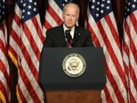 Joe Biden on June 14, 2016 in New York City.