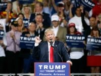 **Live Updates** Donald Trump Holds Rally in Arizona