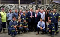 Trump Stands with American Workers in New Hampshire: 'We're Putting our People Back to Work'