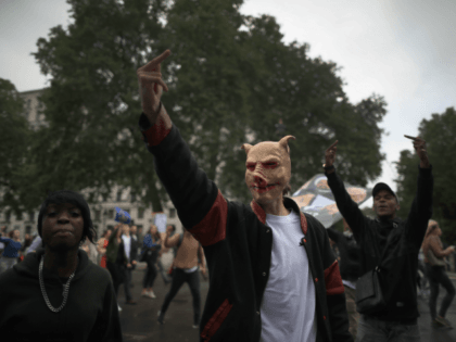 PICS: Brexit Hate And Anti-Democracy At Pro-EU London Protest