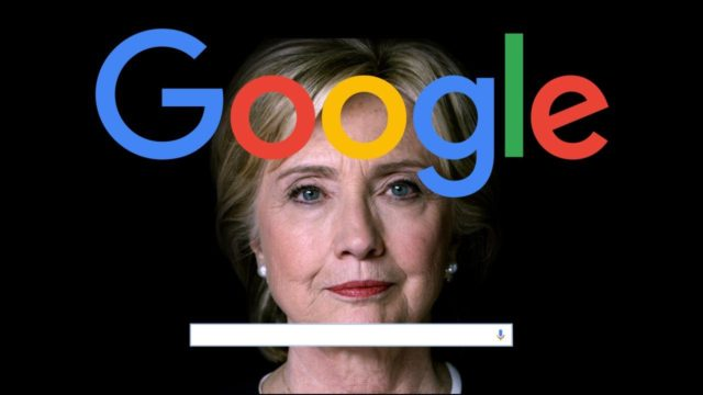 Trump Slams Google: 'Disgrace' If They Changed Results To Favor Clinton