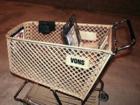Grocery Cart (Chuck Coker / Flickr / CC)