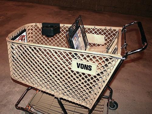 Grocery Cart (Chuck Coker / Flickr / CC)