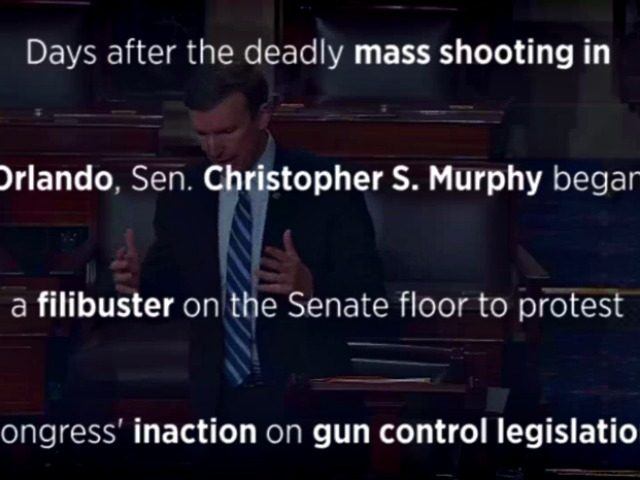 Gun Control Filibuster