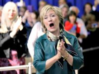 Hillary Clinton Singing APCharlie Neibergall