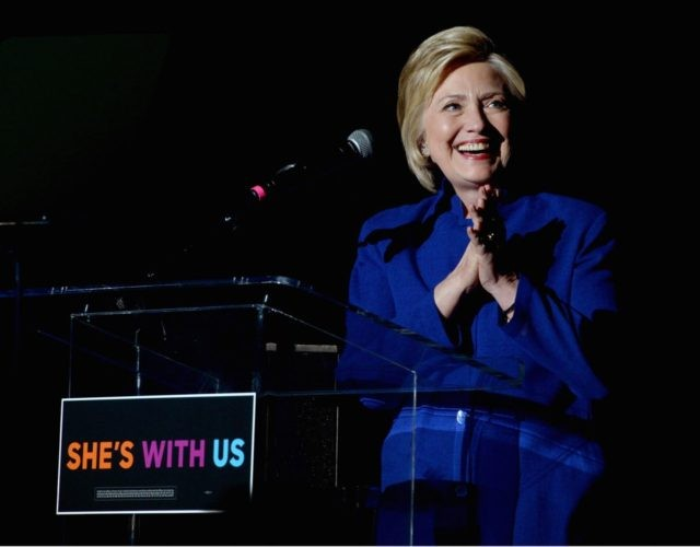 Hillary Clinton concert (Kevin Winter / Getty)