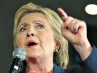 Hillary Gun Control AP PhotoJohn Locher