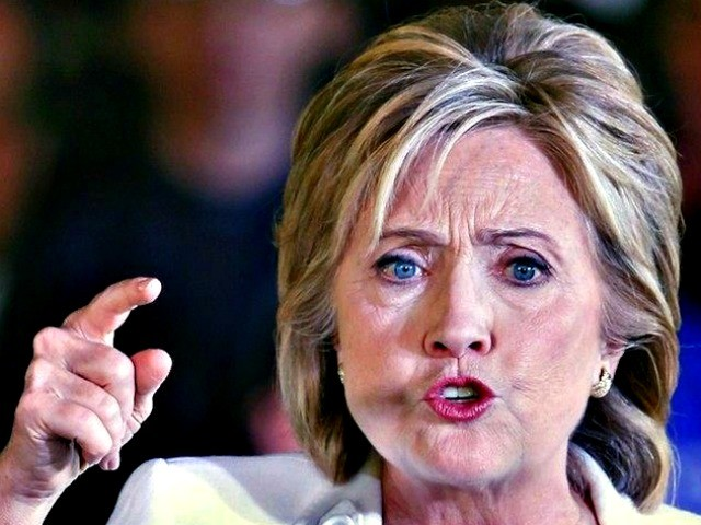 Secret Service: Raging Hillary Clinton Threw Bible at ... Hillary