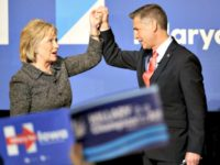 Hillary and brady campaign Scott MorganReuters