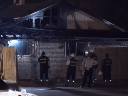 Houston House Fire