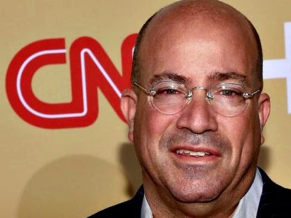 Jeff Zucker CNN Getty