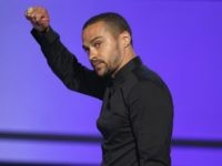 No, Jesse Williams, I Will Not 'Sit Down'