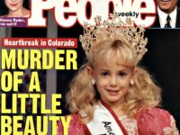 JonBenet Ramsey People Magazine