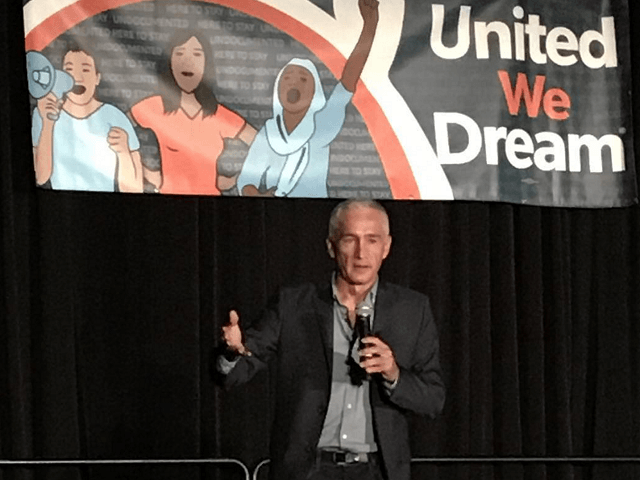 Jorge Ramos in Houston