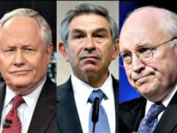 Kristol, Wolfowitz, Cheney AP, Reuters, AP