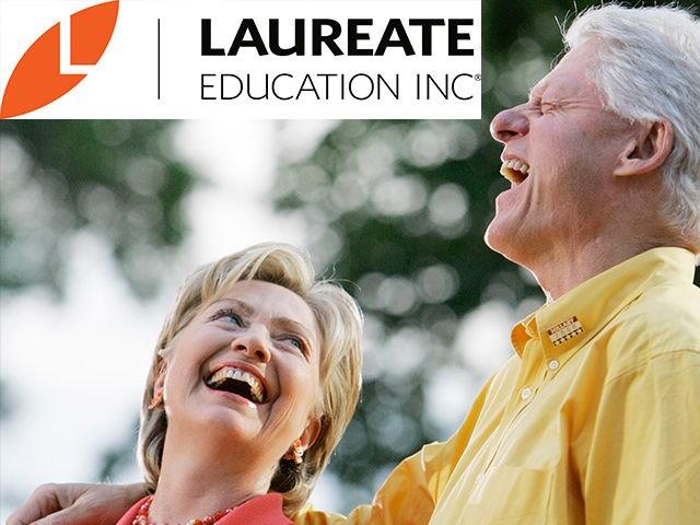Laureate-Education-Bill-Hillary-Clinton-AP