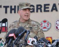 MG John Uberti - Fort Hood Deputy Commander